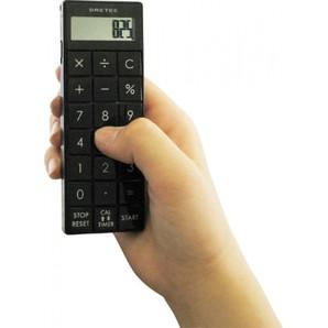 電卓付長時間タイマー