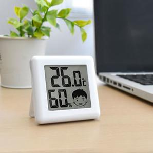 【新商品】デジタル温湿度計「ピッコラ」