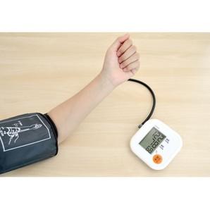 上腕式血圧計