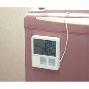 室内室外温度計