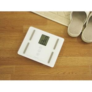 体重体組成計「プティプラス」