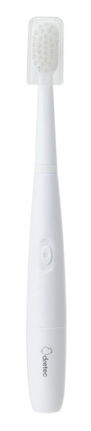 キャップ付き音波電動歯ブラシ
